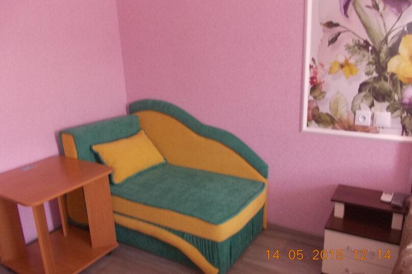 1-комн. квартира, 27 кв.м. на 3 человека, Нахимова, 72, Феодосия - Фотография 10