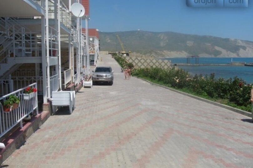 Номер, двуякорная бухта, 5, поселок Орджоникидзе, Феодосия - Фотография 4