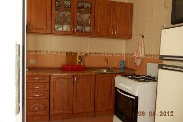 Двухкомнатный домик на 4-ых, 23 кв.м. на 4 человека, 2 спальни, улица Нахимова, 72, Феодосия - Фотография 3