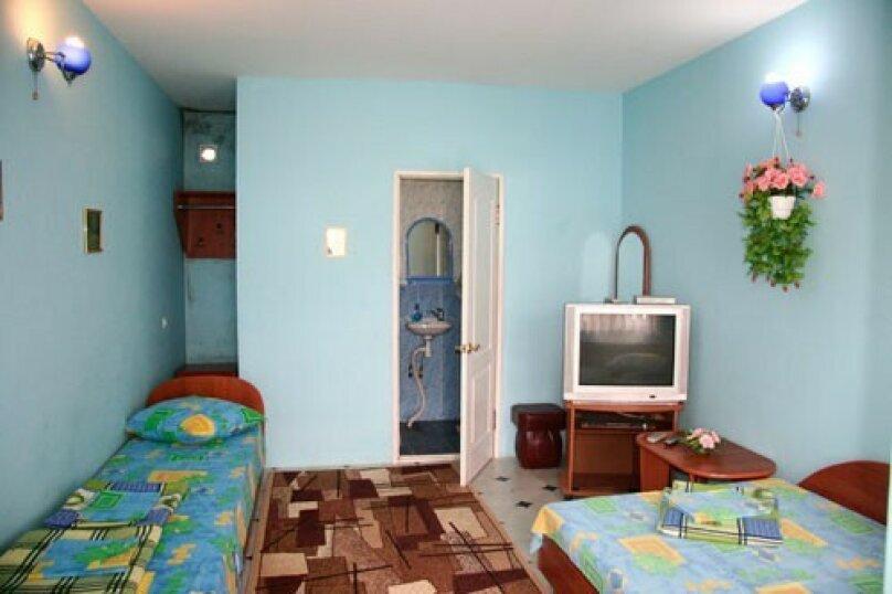 3-4х местные номера с кониционером, Солнечная улица, 44, Поповка - Фотография 2