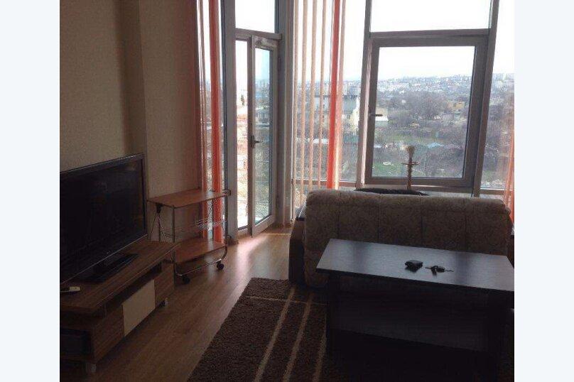 1-комн. квартира, 43 кв.м. на 4 человека, Парковая улица, 11, Севастополь - Фотография 6