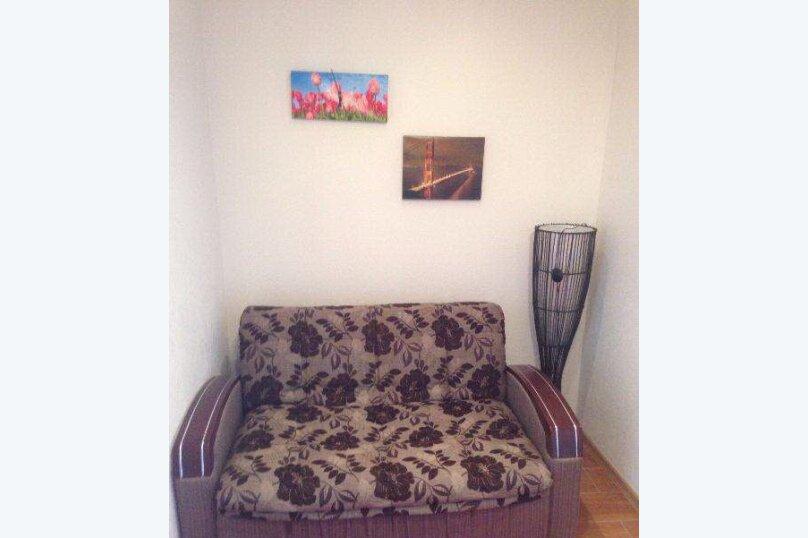 1-комн. квартира, 43 кв.м. на 4 человека, Парковая улица, 11, Севастополь - Фотография 9