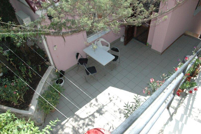 Дом в милютинском парке, 55 кв.м. на 7 человек, 3 спальни, Южнобережный спуск, 3Б, Алупка - Фотография 6