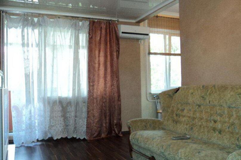 1-комн. квартира, 46 кв.м. на 3 человека, проспект Генерала Острякова, 5А, Севастополь - Фотография 4