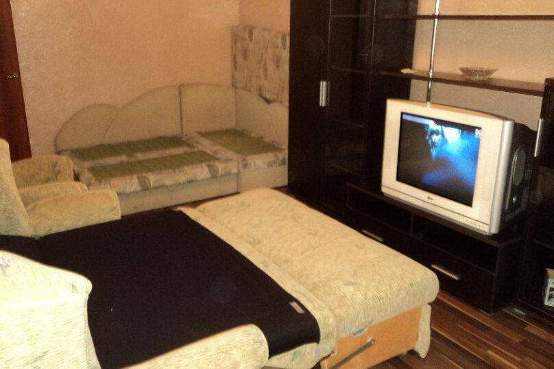 1-комн. квартира, 46 кв.м. на 3 человека, проспект Генерала Острякова, 5А, Севастополь - Фотография 8