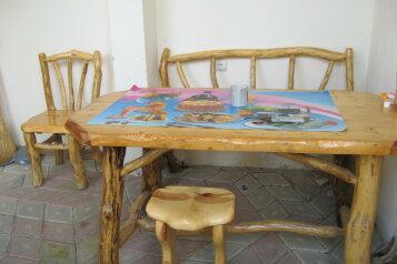 Гостевой дом, 70 кв.м. на 5 человек, 2 спальни, Тихая, 12, поселок Орджоникидзе, Феодосия - Фотография 4