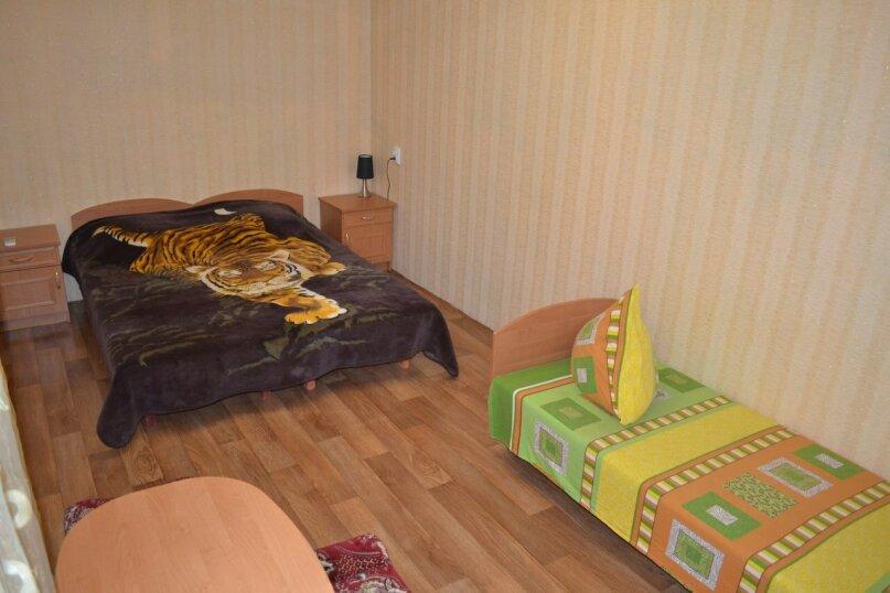 Уютный домик на 3х человек в хорошем районе Судака, 20 кв.м. на 3 человека, 1 спальня, улица Бирюзова, 6, Судак - Фотография 4