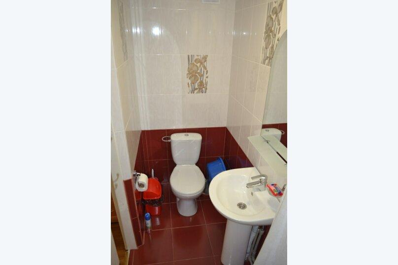Уютный домик на 3х человек в хорошем районе Судака, 20 кв.м. на 3 человека, 1 спальня, улица Бирюзова, 6, Судак - Фотография 7