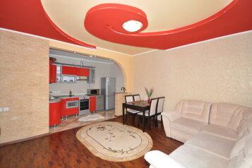 2-комн. квартира, 60 кв.м. на 6 человек, И. Каролинского , 8, микрорайон Центральный, Сургут - Фотография 4