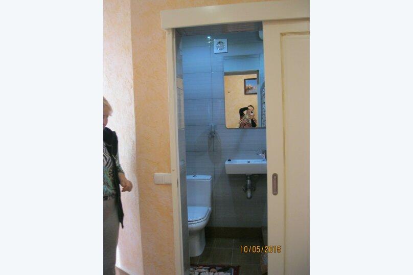1-комн. квартира, 40 кв.м. на 3 человека, улица Чехова, 15, Массандра, Ялта - Фотография 5