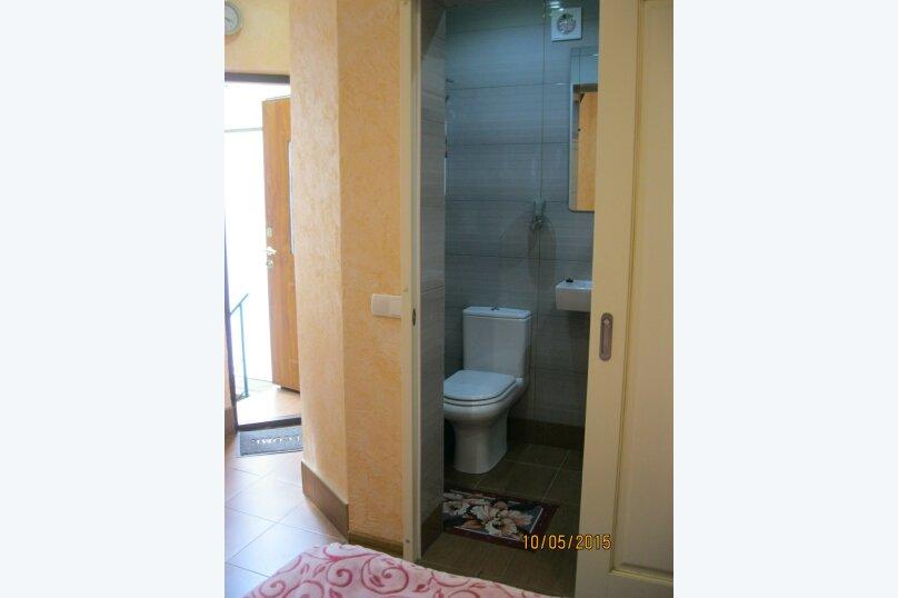 1-комн. квартира, 40 кв.м. на 3 человека, улица Чехова, 15, Массандра, Ялта - Фотография 6