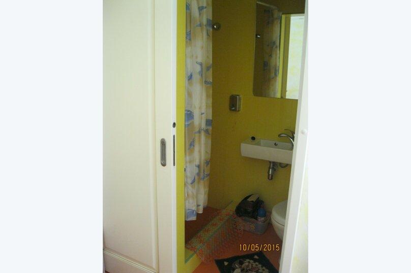 1-комн. квартира, 40 кв.м. на 3 человека, улица Чехова, 15, Массандра, Ялта - Фотография 10