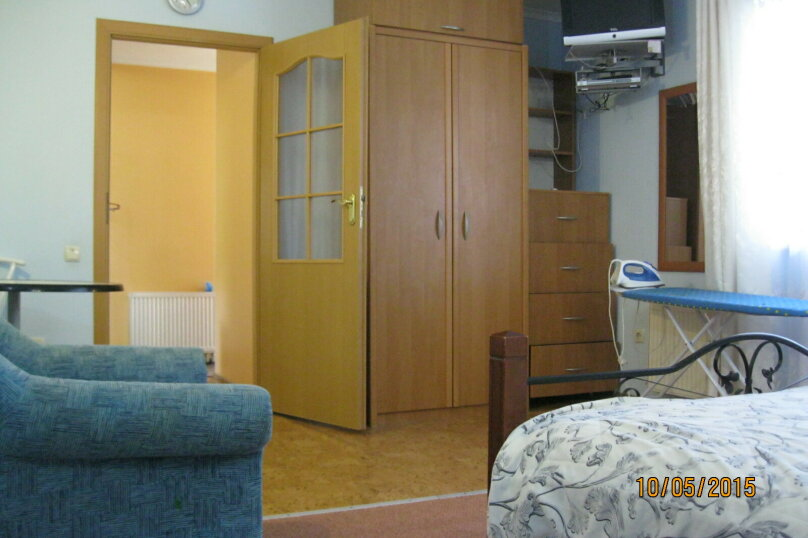2-комн. квартира, 45 кв.м. на 4 человека, улица Чехова, 17, Массандра, Ялта - Фотография 2