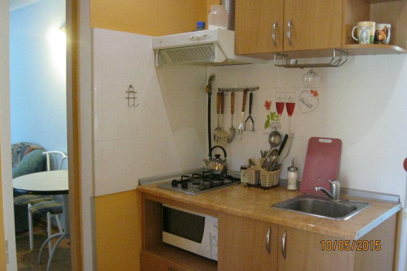 2-комн. квартира, 45 кв.м. на 4 человека, улица Чехова, 17, Массандра, Ялта - Фотография 3