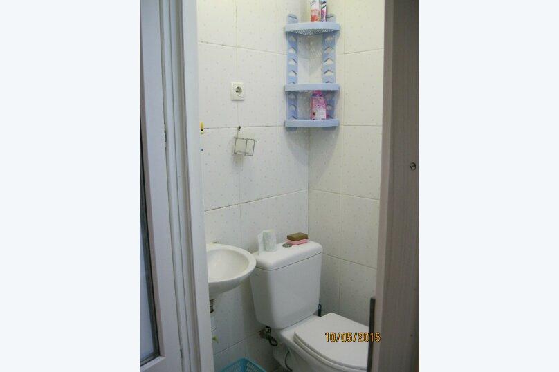 2-комн. квартира, 45 кв.м. на 4 человека, улица Чехова, 17, Массандра, Ялта - Фотография 5