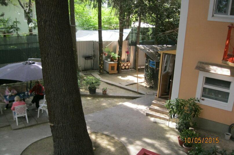 2-комн. квартира, 45 кв.м. на 4 человека, улица Чехова, 17, Массандра, Ялта - Фотография 6