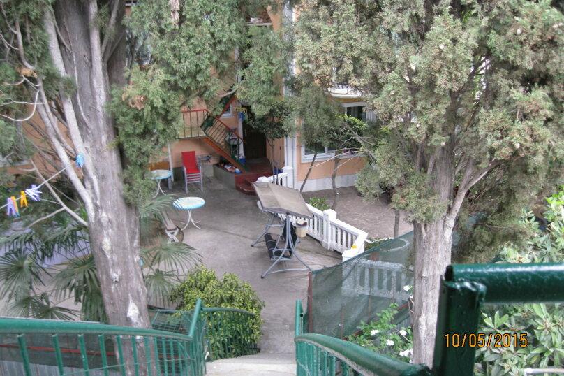 2-комн. квартира, 45 кв.м. на 4 человека, улица Чехова, 17, Массандра, Ялта - Фотография 8