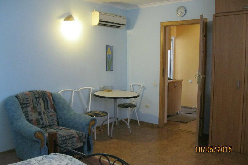 2-комн. квартира, 45 кв.м. на 4 человека, улица Чехова, 17, Массандра, Ялта - Фотография 9