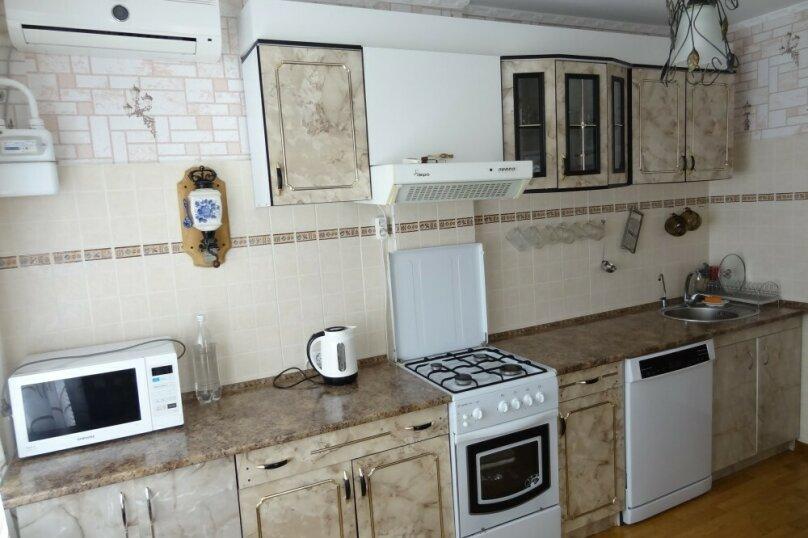 1-комн. квартира, 65 кв.м. на 5 человек, бульвар Старшинова, 10А, Феодосия - Фотография 4