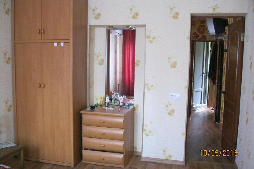 2-комн. квартира, 45 кв.м. на 4 человека, улица Чехова, 17, Массандра, Ялта - Фотография 12