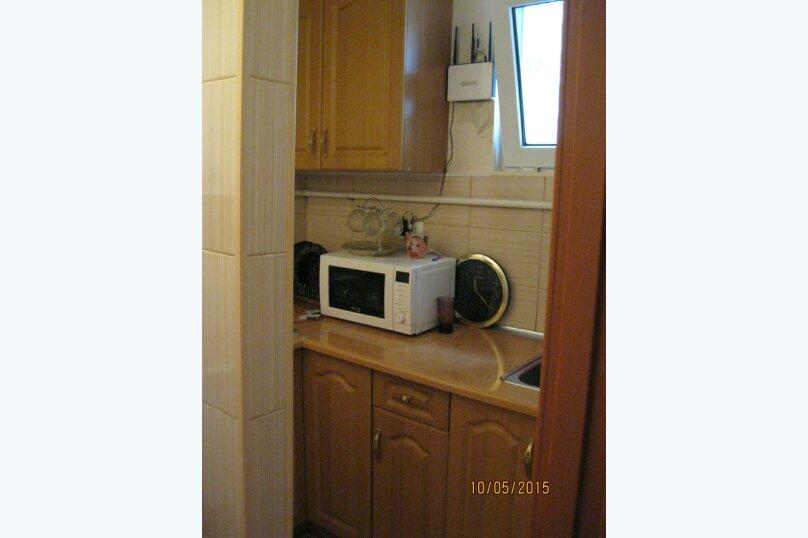 2-комн. квартира, 45 кв.м. на 4 человека, улица Чехова, 17, Массандра, Ялта - Фотография 14