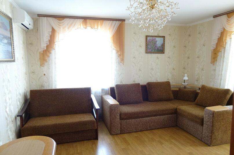 1-комн. квартира, 65 кв.м. на 5 человек, бульвар Старшинова, 10А, Феодосия - Фотография 8