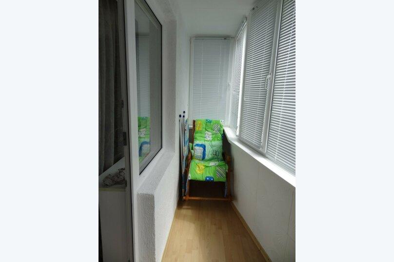 1-комн. квартира, 65 кв.м. на 5 человек, бульвар Старшинова, 10А, Феодосия - Фотография 10