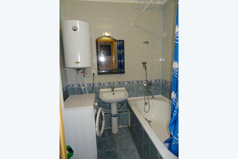 1-комн. квартира, 65 кв.м. на 5 человек, бульвар Старшинова, 10А, Феодосия - Фотография 12