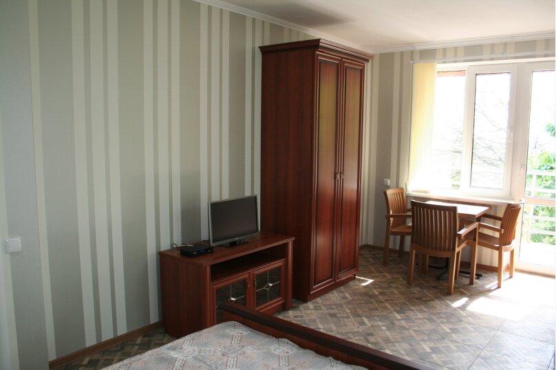 1-комн. квартира, 20 кв.м. на 3 человека, Коммунальный переулок, 3, Гаспра - Фотография 15