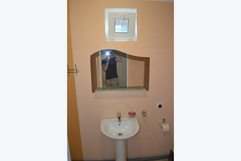 Уютный домик на 2х чел в хорошем районе Судака, 20 кв.м. на 2 человека, 1 спальня, улица Бирюзова, 6, Судак - Фотография 9