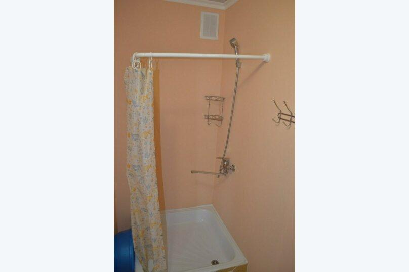 Уютный домик на 2х чел в хорошем районе Судака, 20 кв.м. на 2 человека, 1 спальня, улица Бирюзова, 6, Судак - Фотография 10