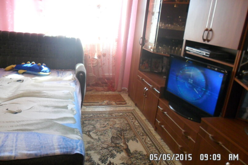 2-комн. квартира, 59 кв.м. на 4 человека, Ясенская улица, 2/2, Ейск - Фотография 1