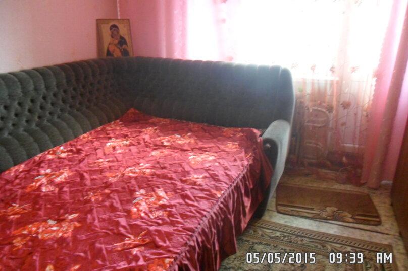 2-комн. квартира, 59 кв.м. на 4 человека, Ясенская улица, 2/2, Ейск - Фотография 2