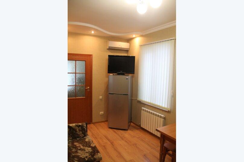 1-комн. квартира, 21 кв.м. на 3 человека, Пляжный переулок, 4, Евпатория - Фотография 14