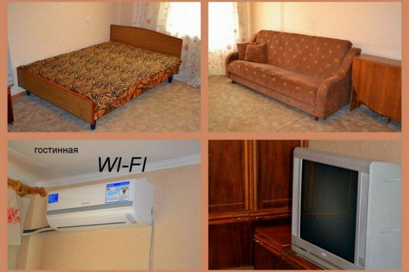 1-комн. квартира, 38 кв.м. на 5 человек, улица Коста Хетагурова, 26, Ставрополь - Фотография 10