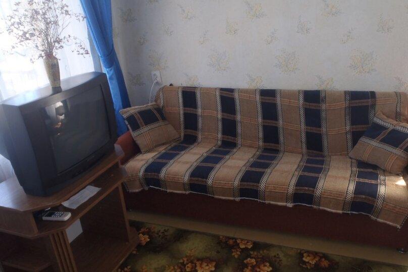 1-комн. квартира, 35 кв.м. на 4 человека, улица Голицына, 32, Новый Свет, Судак - Фотография 8