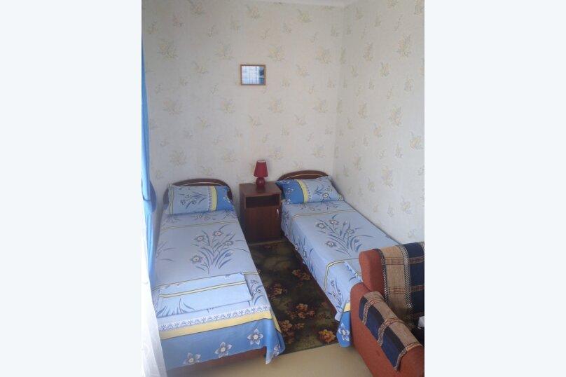 1-комн. квартира, 35 кв.м. на 4 человека, улица Голицына, 32, Новый Свет, Судак - Фотография 10