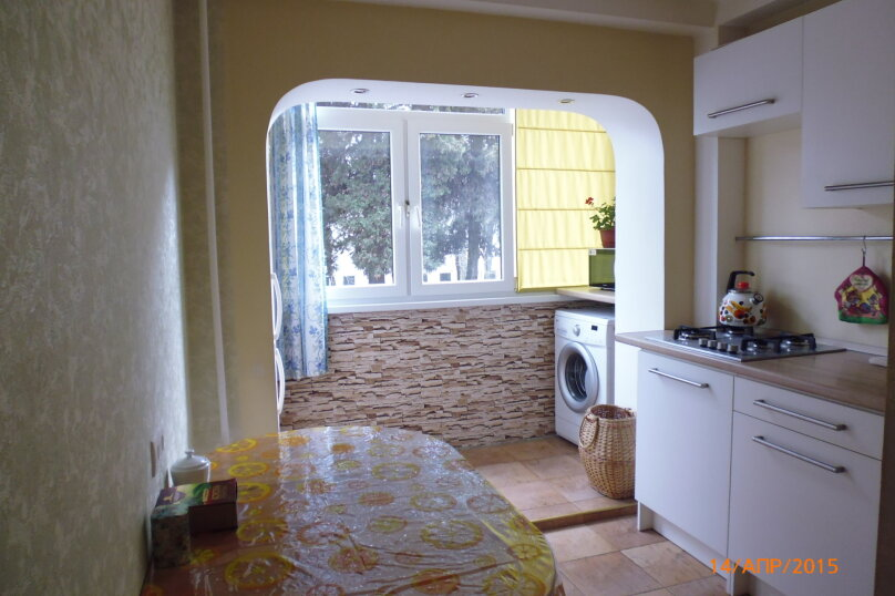 2-комн. квартира, 42 кв.м. на 4 человека, улица Воровского, 5, Сочи - Фотография 5