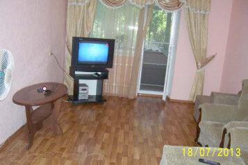 2-комн. квартира, 70 кв.м. на 5 человек, бульвар Старшинова, Феодосия - Фотография 1