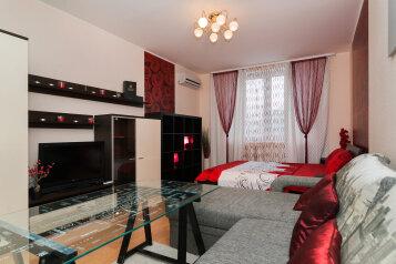 1-комн. квартира, 56 кв.м. на 4 человека, Московская улица, 77, Геологическая, Екатеринбург - Фотография 3
