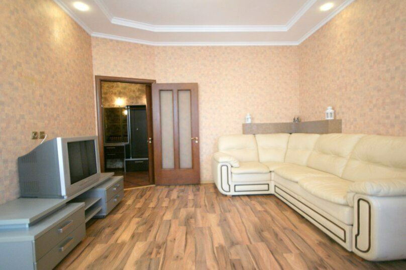 1-комн. квартира, 45 кв.м. на 4 человека, улица Новый Арбат, 22, метро Арбатская, Москва - Фотография 1