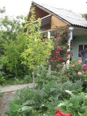 """Дачный дом с бассейном и камином на две семьи, 100 кв.м. на 7 человек, 2 спальни, СТ""""Волна"""", 35, поселок Орджоникидзе, Феодосия - Фотография 3"""