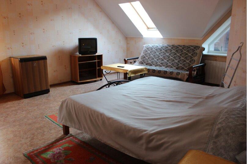 Четырехместный однокомнатный без балкона люкс  на 3 этаже., улица Богдана Хмельницкого, 12А, Адлер - Фотография 1