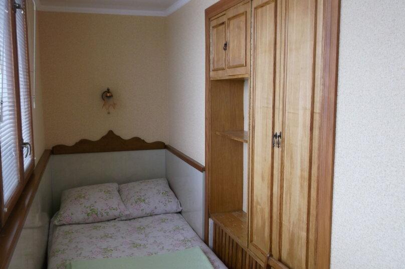 2-комн. квартира, 65 кв.м. на 5 человек, улица Космонавтов, 24, Форос - Фотография 13
