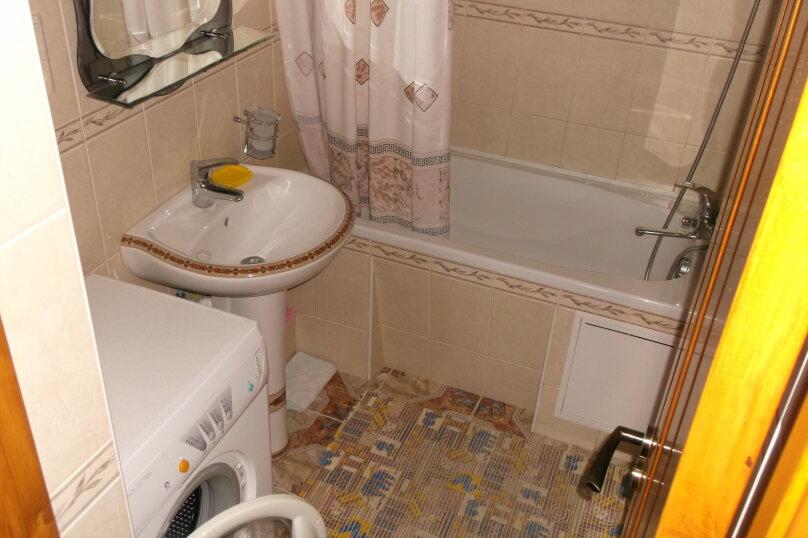 2-комн. квартира, 65 кв.м. на 5 человек, улица Космонавтов, 24, Форос - Фотография 14
