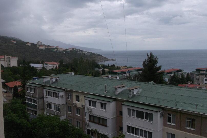 2-комн. квартира, 65 кв.м. на 5 человек, улица Космонавтов, 24, Форос - Фотография 15