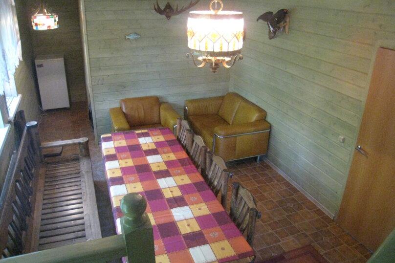 Дом с беседкой Wi-Fi, 130 кв.м. на 13 человек, 5 спален, п. Неприе, 51, Осташков - Фотография 11