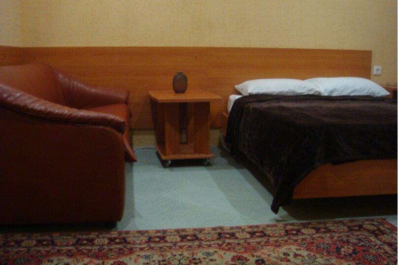 2-х местный с 1 кроватью. Стандартный улучшенный, Новороссийская, 13, Анапа - Фотография 1