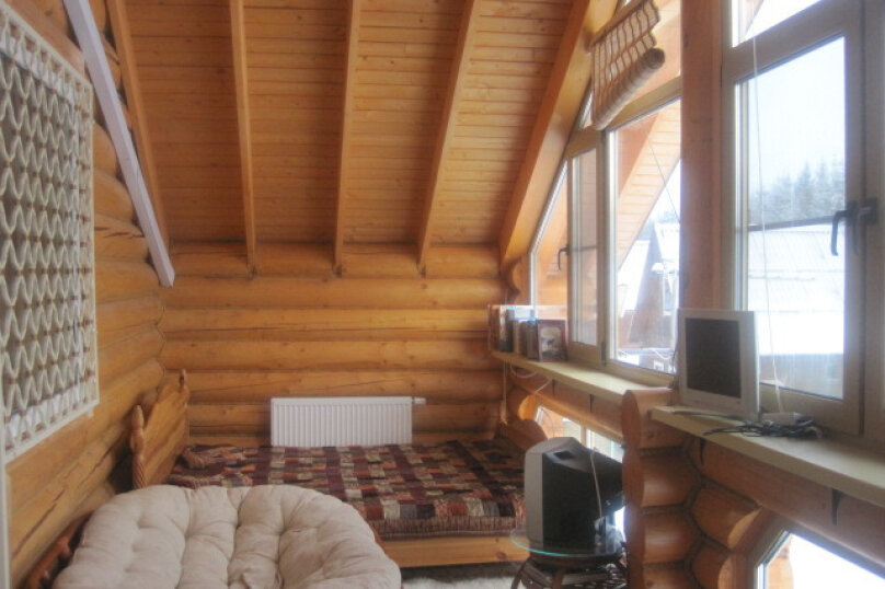 Дом с беседкой Wi-Fi, 130 кв.м. на 13 человек, 5 спален, п. Неприе, 51, Осташков - Фотография 14