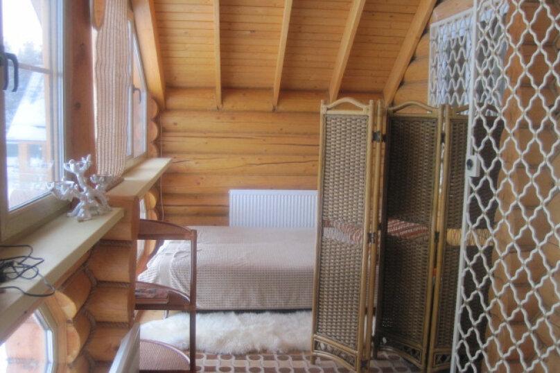 Дом с беседкой Wi-Fi, 130 кв.м. на 13 человек, 5 спален, п. Неприе, 51, Осташков - Фотография 15